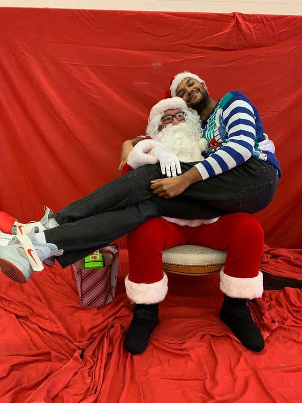 Pierre et le Père Noël