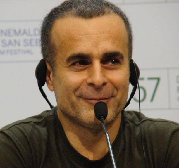 Il regista curdo-iraniano Bahman Ghobadi