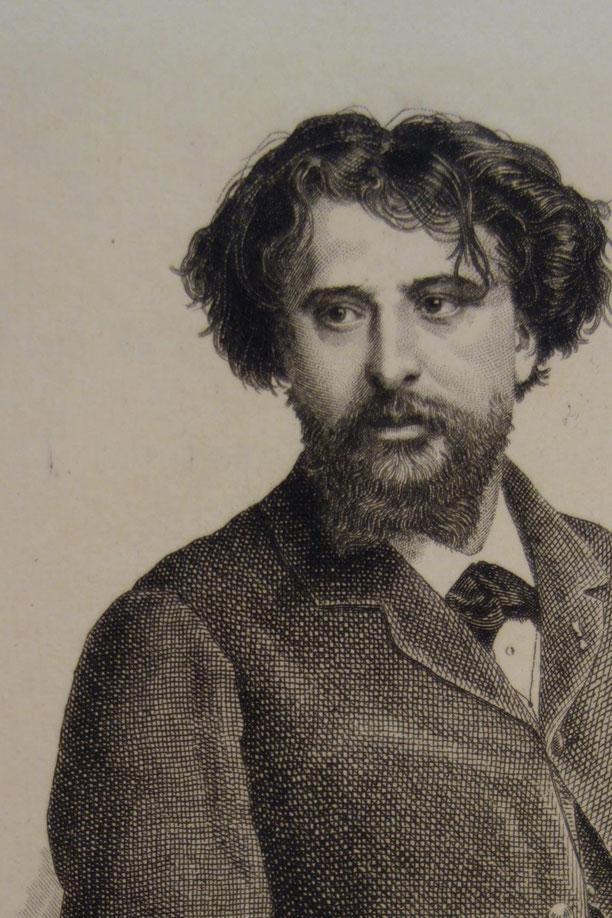 Alphonse Daudet, Sapho, Armand Magnier, collection des dix, 1897, compositions d'Auguste-François Gorguet, livre rare