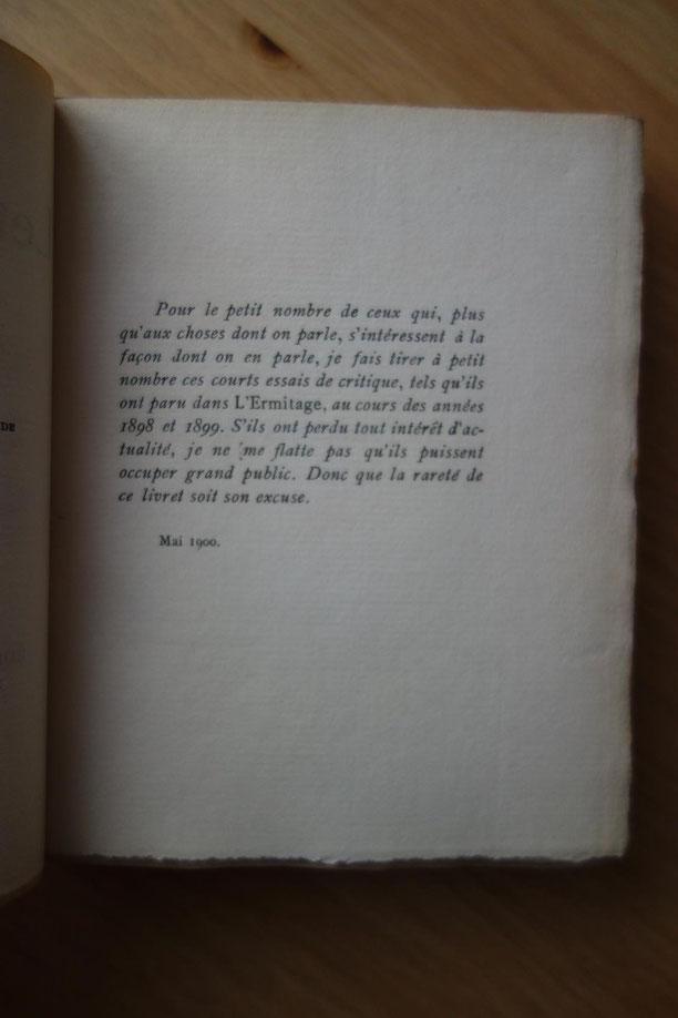 André GIDE, Lettres à Angèle par André Gide 1898-1899, 1900, édition originale, livre rare, tirage à 300 ex. sur Hollande, envoi autographe signé