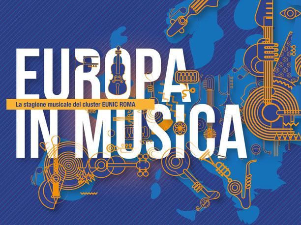 EUROPA IN MUSICA: un progetto di EUNIC-Roma