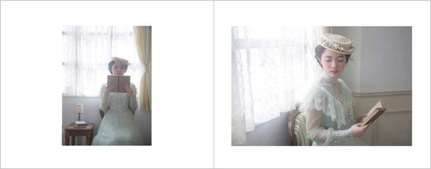 内側2面 横レイアウトSampleイメージ