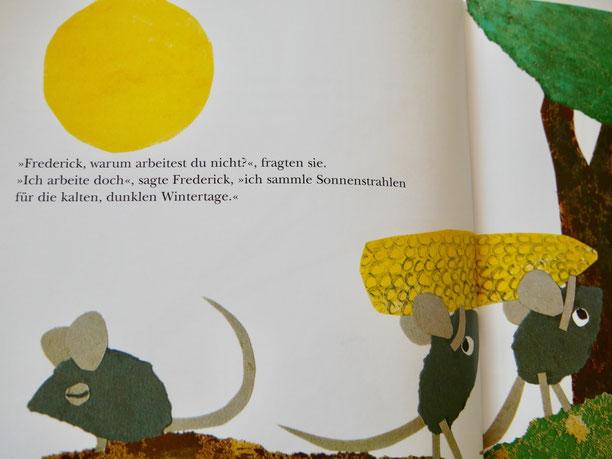 Frederik l Das Buch der Maus l Leo Lionni