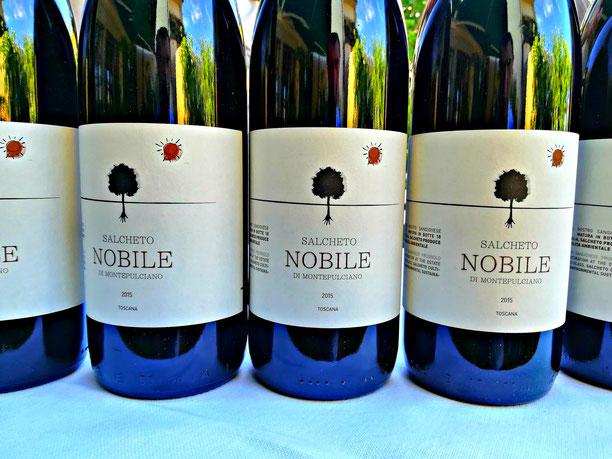 Salcheto Etesiaca itinerari di vino blog