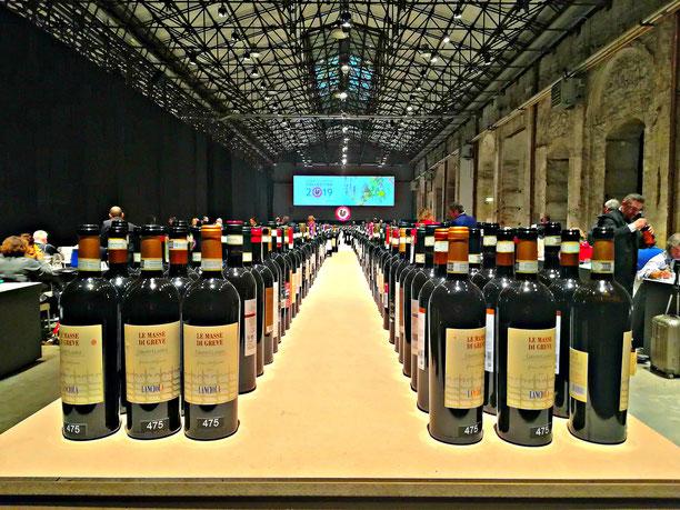 Chianti Classico Collection Toscana Etesiaca itinerari di vino