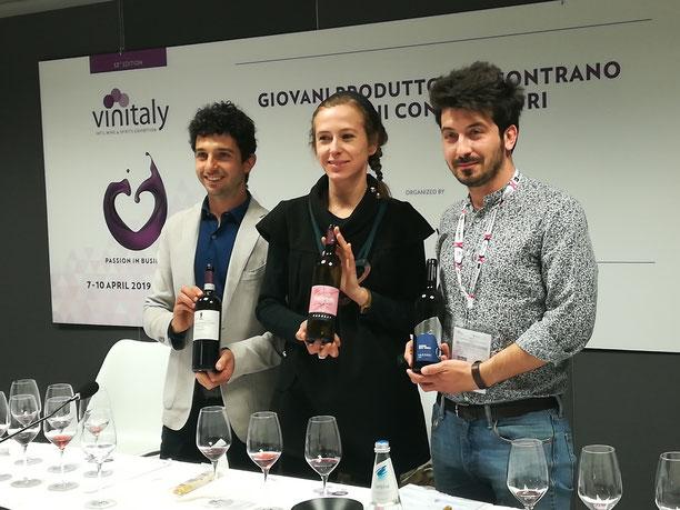 Young to Young Vinitaly Etesiaca itinerari di vino