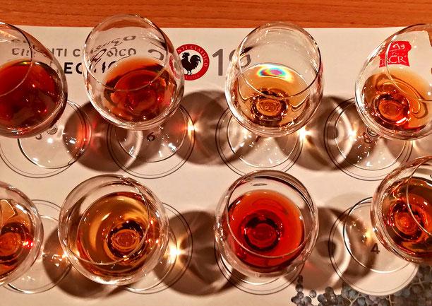Vin Santo Chianti Classico Toscana Etesiaca itinerari di vino