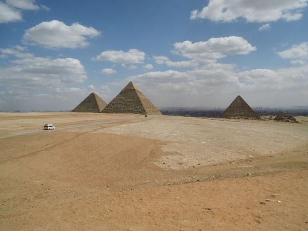 Delaus Reise-Blog, b&d.o., Ägypten-Reportagen
