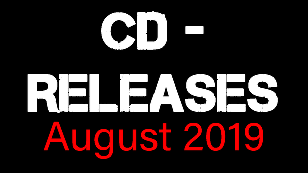 CD - Releases August 2019