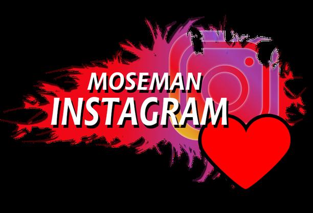 MOSEMAN auf Instagram