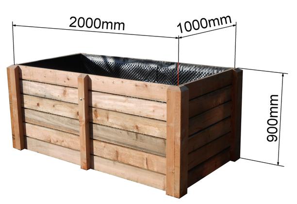ma e f r hochbeete komposttoilette. Black Bedroom Furniture Sets. Home Design Ideas