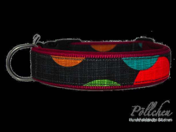 Halsband aus Nylon und Neopren für Hunde