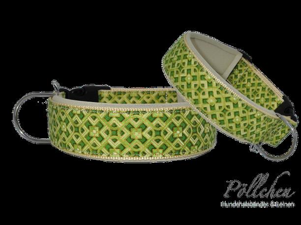Halsband extra stabil super edel mit bruchsicheren Steckverschluss