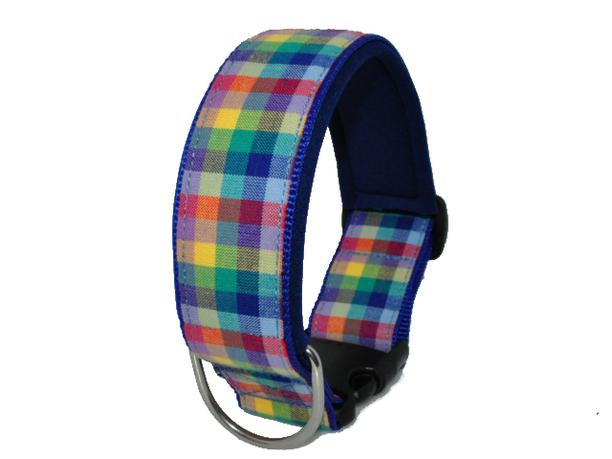 extrabreites Halsband mit Steckverschluss auf Maß gefertigt