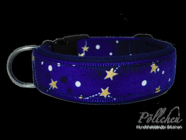 maßgeschneidertes Halsband für Hunde aller Größen mit passender Leine