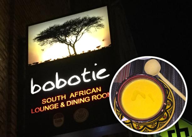 Afrikanisches Restaurant Bobotie in Koeln | Erfahrungsbericht