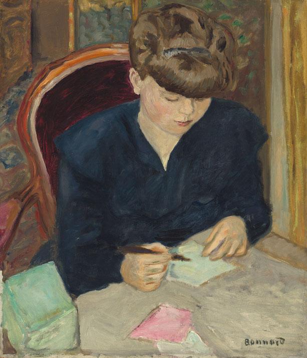 《手紙》1906年