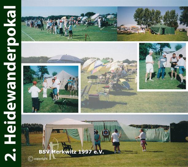 Foto - Heidewanderpokal 2001 - BSV Merkwitz 1997 e.V.
