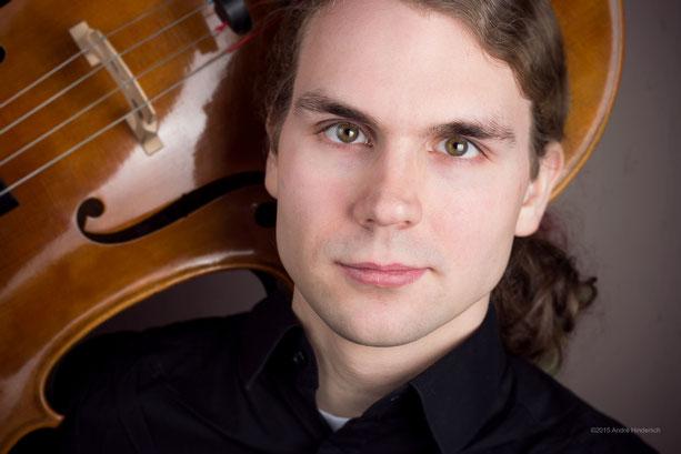 Alexander Dohna, Solist, Elgar Cello Konzert