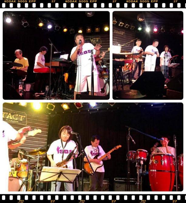 S.O.S Live写真
