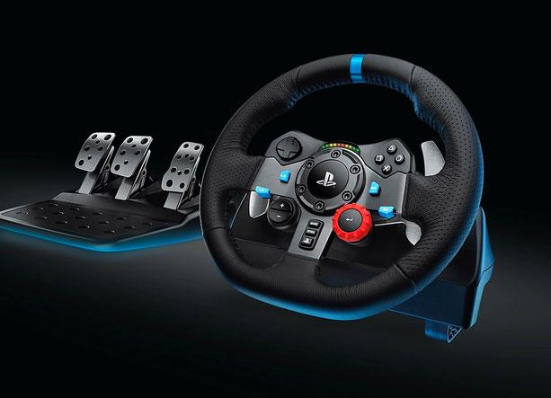 PS4 Lenkrad: Logitech G29