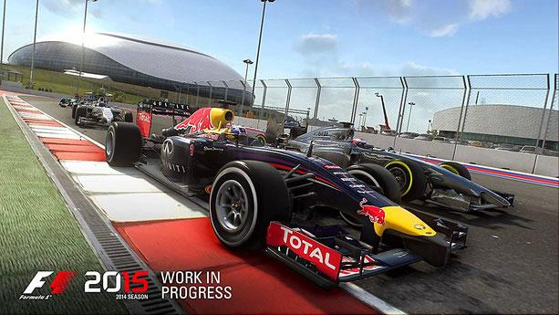 Formel 1 Spiele: F1 2015