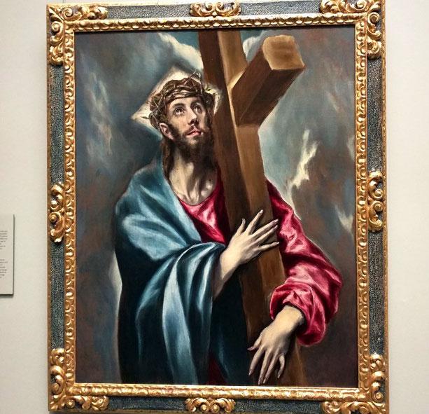 Шедевры Национального музея искусства Каталонии - работы Эль Греко