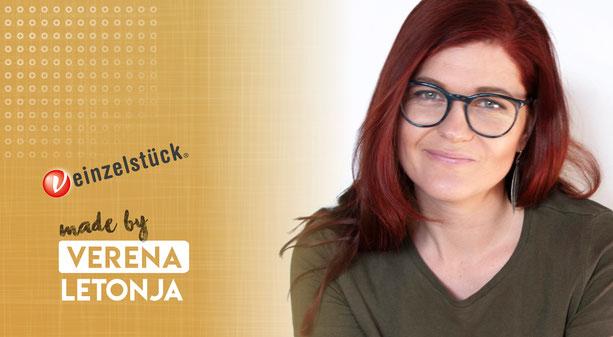 Verena Letonja, Grafikerin, Veinzelstück, Kärnten, Portrait