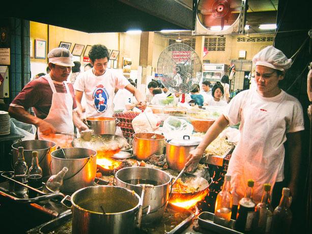 profiküche in bangkok