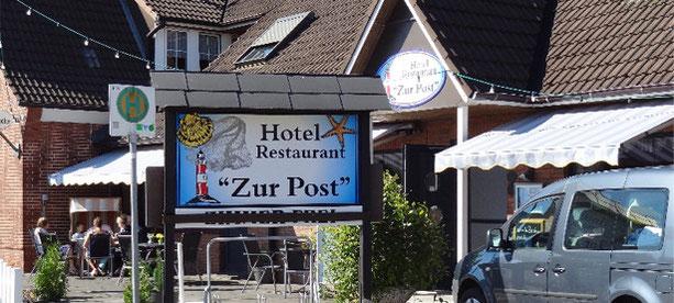 "Hotel ""Zur Post"" Otterndorf"