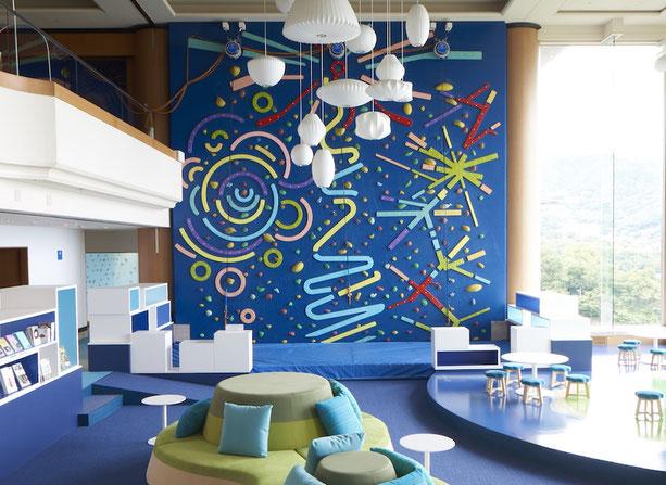 星野リゾート リゾナーレ熱海 親子の北壁