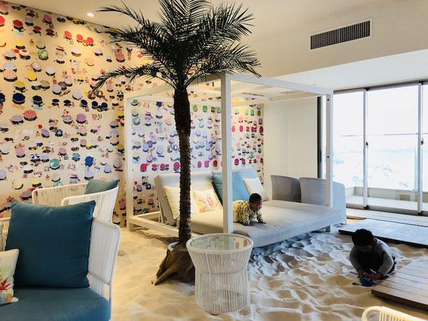 星野リゾート リゾナーレ熱海 ホテル ソラノビーチ