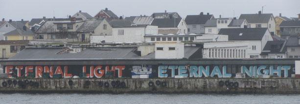Meine neue Liebe: Vardø in Norwegen.