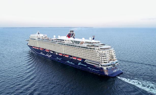 Der sechste Rockiger kommt // © TUI Cruises