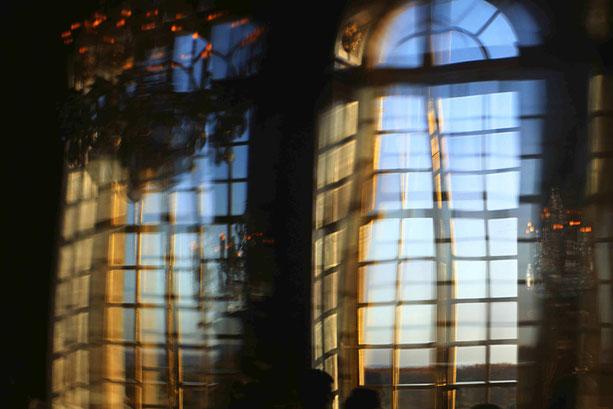 Mathieu Guillochon, photographe, Versailles, château de Versailles, art, architecture, sculptures, reflets, couleurs, lumières, reportage, Louis XIV, miroirs, galerie des glaces, Inside Outside,Colbert, miroirs