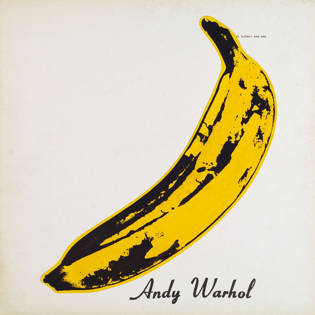 Banana - Andy Warhol