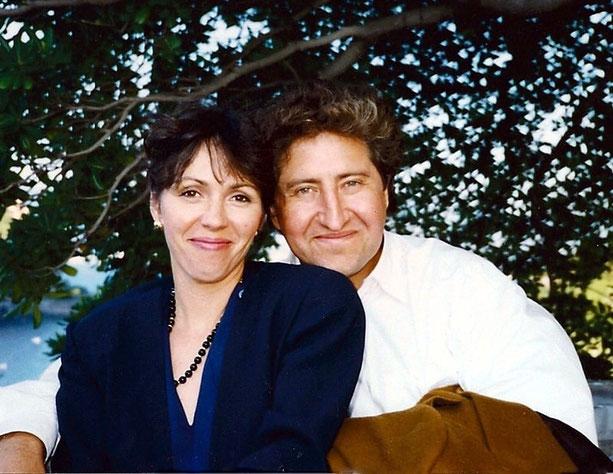 Mischa & his wife Gina