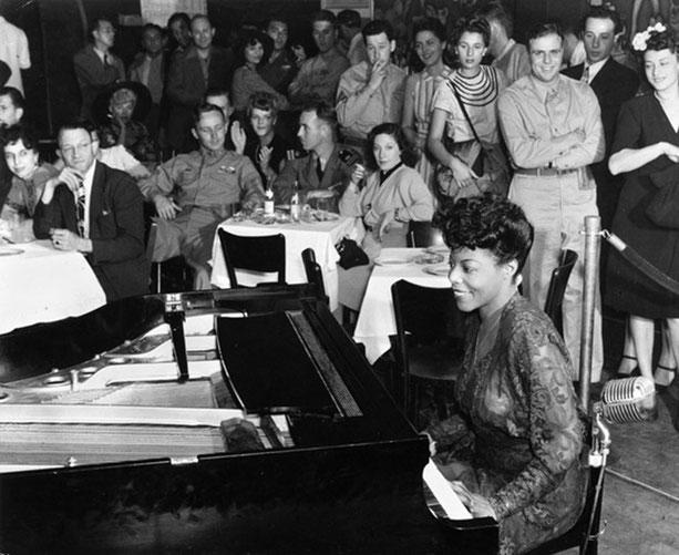 mujer jazz standard-mary Lou willimas