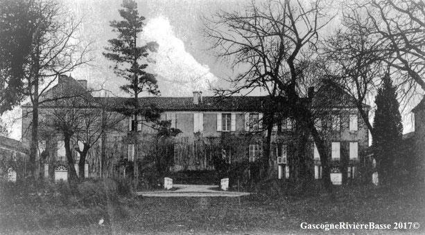 Cassagnac Château Couloumé Mondébat Plaisance Gers Gascogne