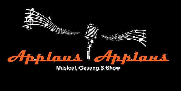 Applaus Applaus - Musical, Gesang & Show