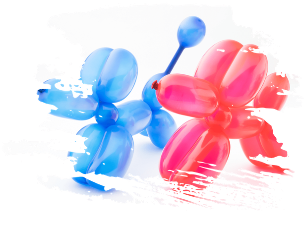 Luftballonkünstler aus Nürnberg buchen