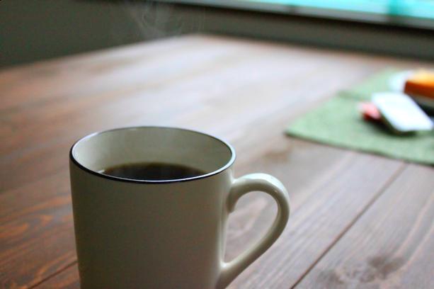五島、ゲストハウス、朝食、コーヒー