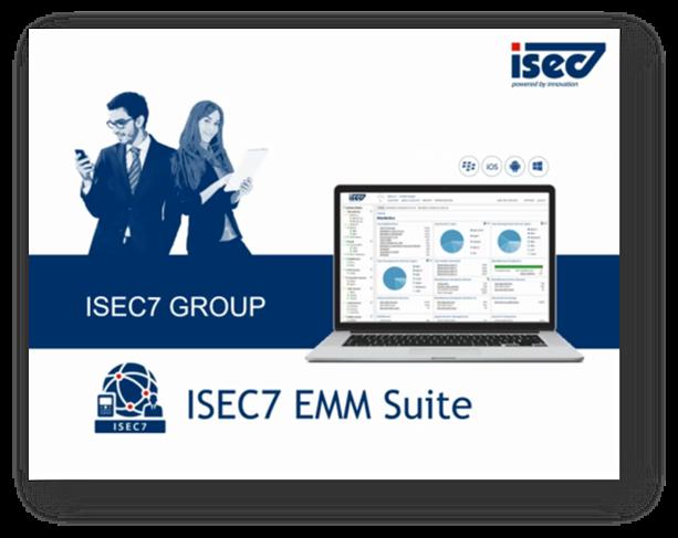 Webinar - ISEC7 EMM Suite