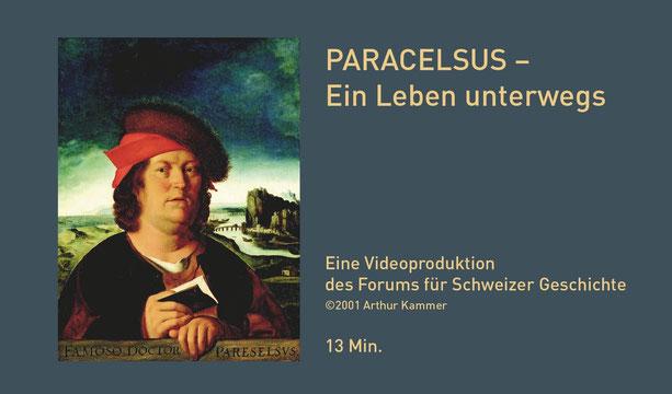 Paracelsus-Filmcover