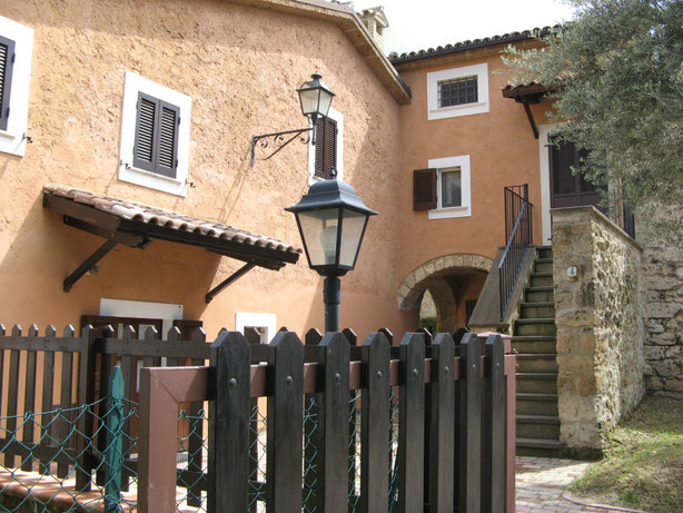 Tocco da Casauria (PE), holiday accommodation in abruzzo, studio flat