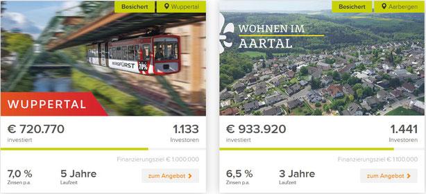Bergfürst, Immobilien-Crowdinvesting Update, aktuelle Projekte, Investmentmöglichkeiten, freaky finance