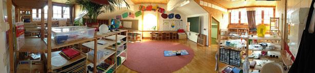 Montessori, altersgemischte Klasse, Kunterbunt, Michaela Denk