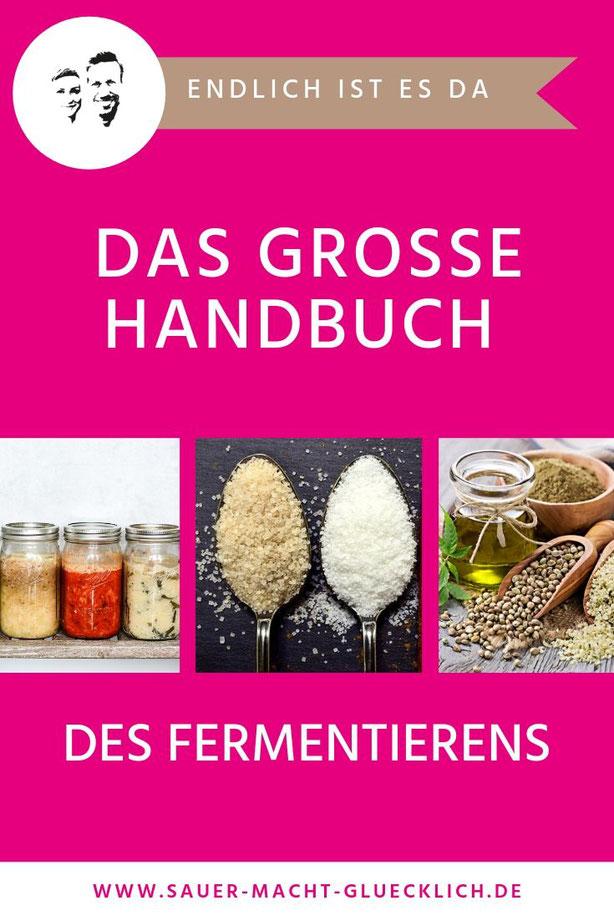 Fermentationsbuch