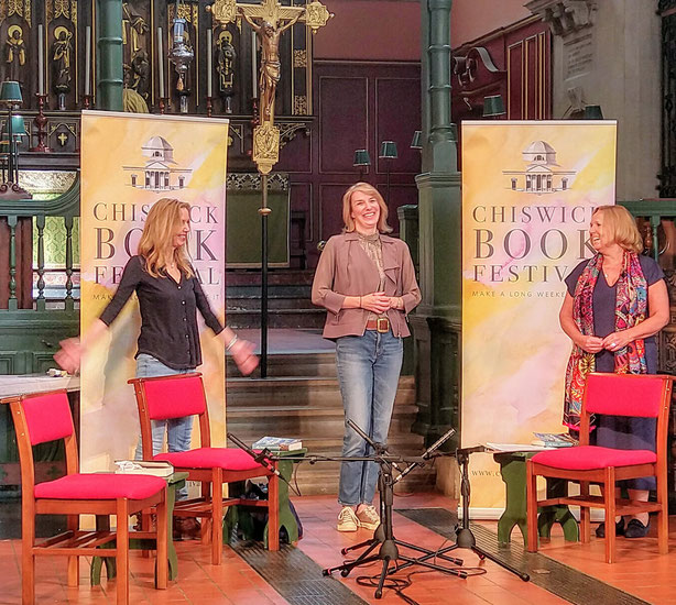 Rosamund Lupton, Rachel Schofield, Diane Chandler
