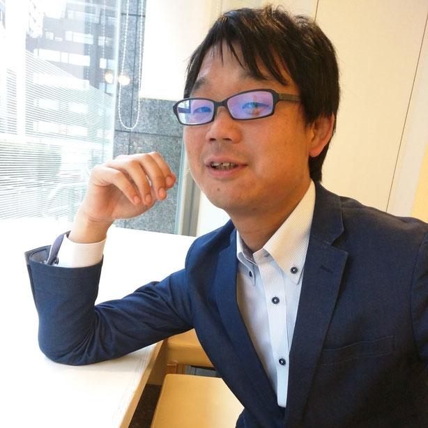 バルコスモの責任者 小幡寛さん
